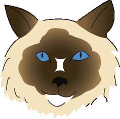 Mitted Cabeza Llama